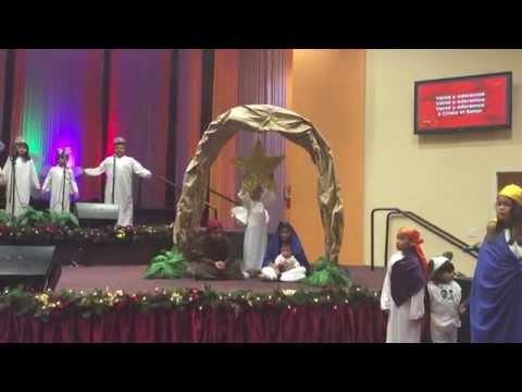Drama Musical de Navidad-LOS ANGELES Y LOS PASTORES (ROL Latino)