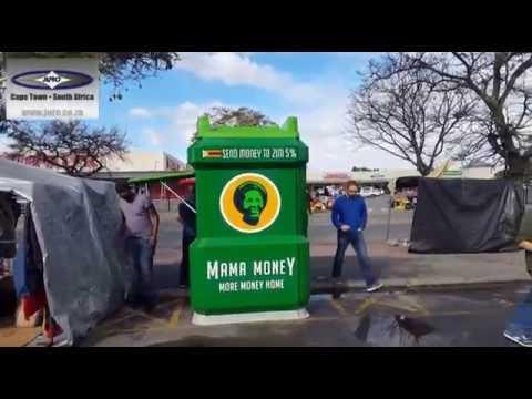 Mama Money Kiosk - Kraaifontein Cape Town