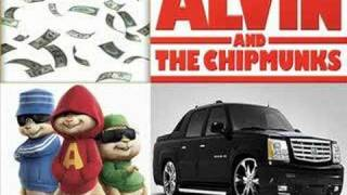 alvin and the chipmunks-pill poppin animal