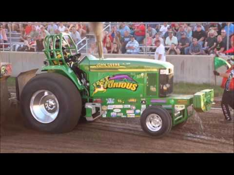 Don Slama and I discuss Hillsboro, WI charity pull and more