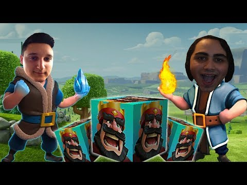 CLASH ROYALE LUCKY BLOKOVI ! | LUCKY BLOCK TRKA