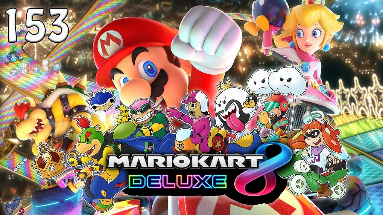MARIO KART 8 DELUXE VIDEO - E153 - Mirror Race