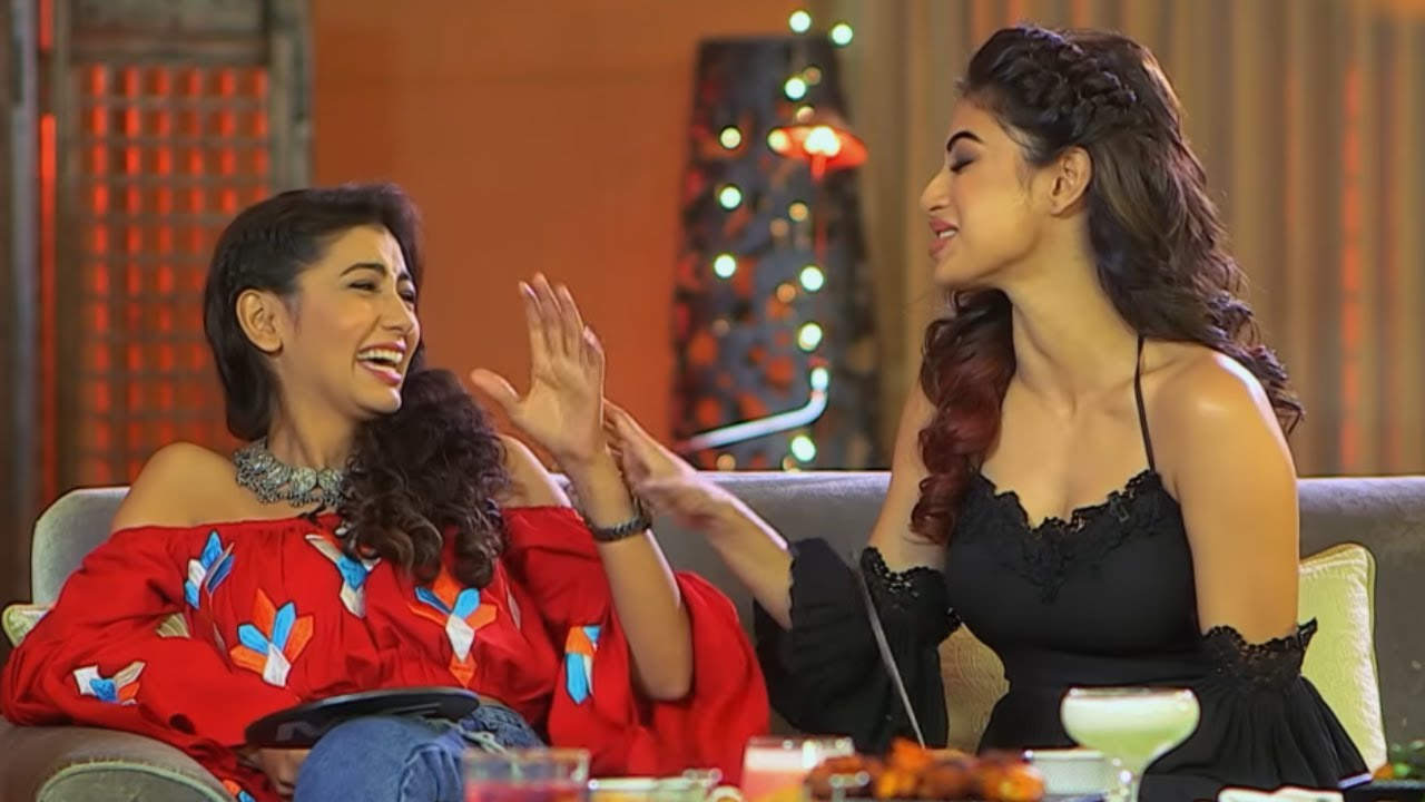 Download Sriti Jha & Mouni Roy's Spiciest Confessions | A Table For Two By Ira Dubey | Full Episode On ZEE5