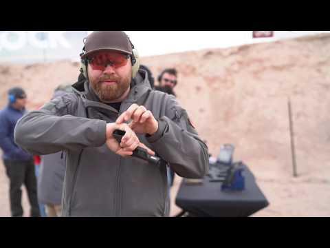 Glock 43X - Range Day - SHOT Show 2019