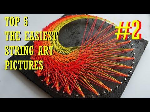 top-5-easiest-string-art-pictures-#2-|-diy-tutorial