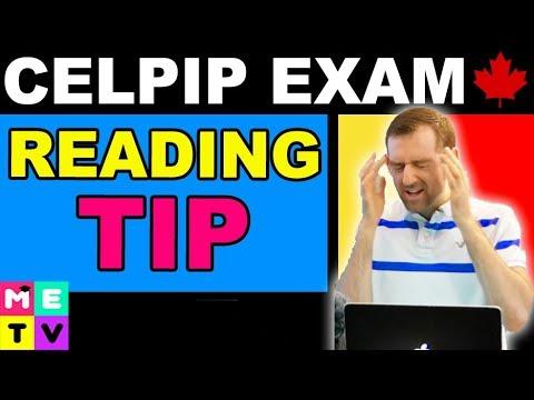 CELPIP Reading Tip - Wikipedia?