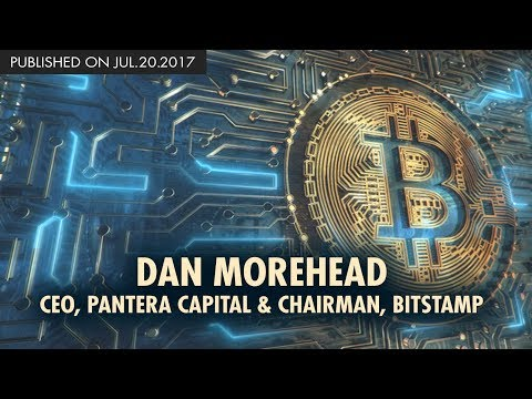 Why Tokens Are The Biggest Opportunity In The Cryptocurrency Space | Dan Morehead Interview
