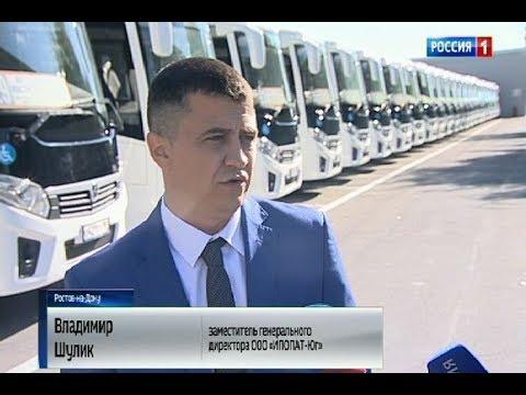 В Ростове на маршруты №94 и 96 выйдут новые автобусы