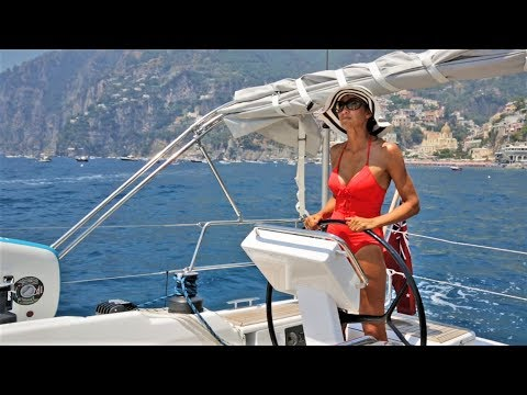 Amore in Amalfi - Tranquilo Sailing Around the World, Ep. 25