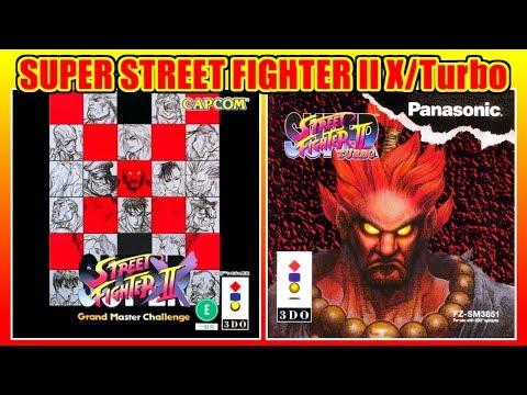 [1994年11月13日] スーパーストリートファイターII X [3DO]