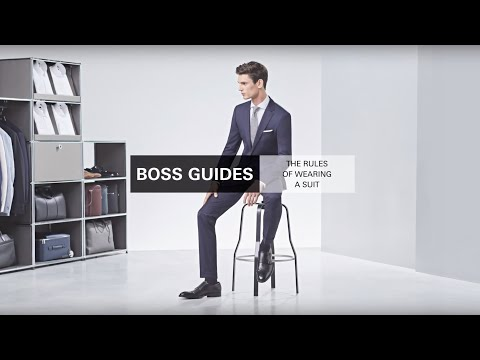 The Rules Of Suits | BOSS
