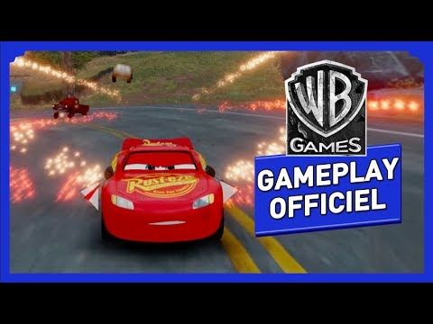Cars 3 : Course vers la Victoire - Gameplay Officiel