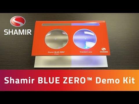 Shamir Blue Zero Demo