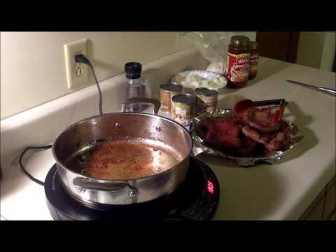 Chuck Tender Steak Smothered In Gravy