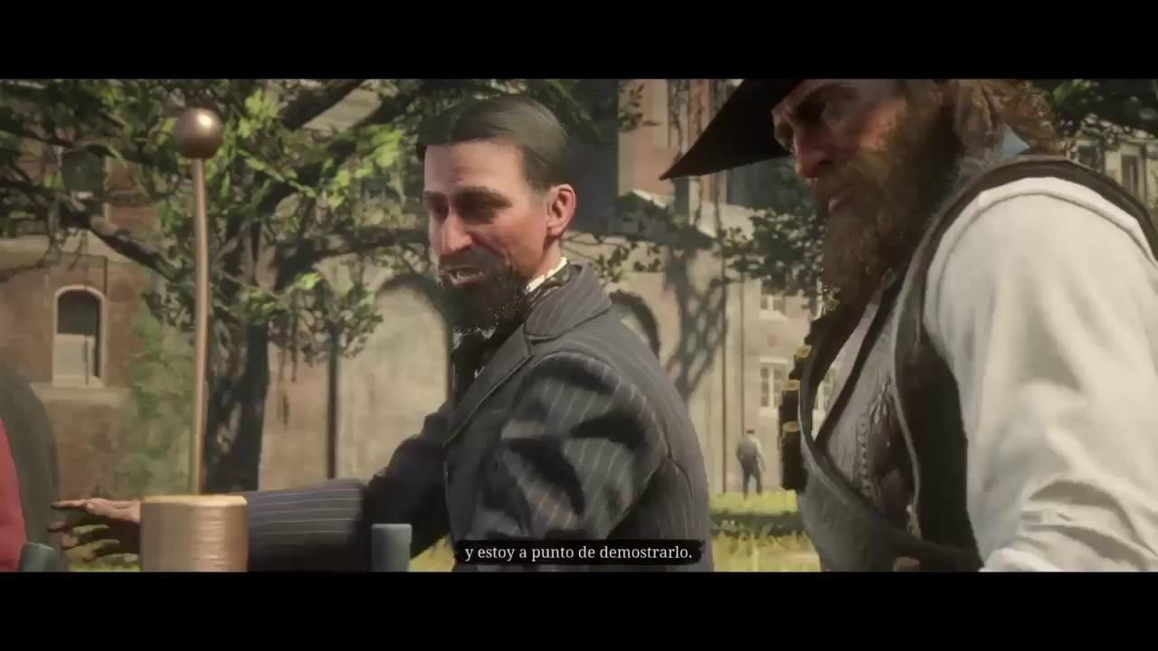 UN BRILLANTE SALTIMBANQUI MARKO DRAGIC MISION Red Dead Redemption 2 GAMEPLAY PS4 🔫  🔪