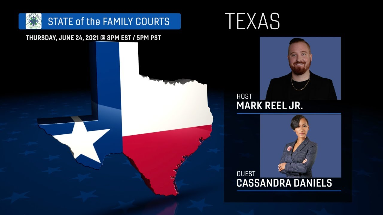 TFRM presents STATE of the FAMILY COURTS with Mark Reel Jr. - EP. 4: Texas