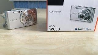 Sony Cyber-Shot W830 Review