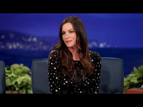 Liv Tyler  Part 01  Conan on TBS