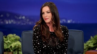 Liv Tyler describes what it was like to purchase and read her dad's...