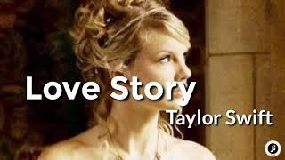 Hi lirikers...... hari ini ada lagu dari taylor swift yang judulnya love story menceritakan tentang kisah romeo dan juliet. berbeda dengan aslinya...