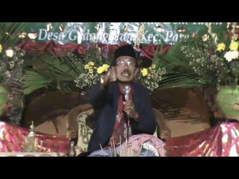 Pengajian Akbar  KH. MASHUDI 2017 Gedangsewu Pare