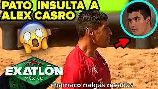 Exatlón México 2 | El Pato Araujo insulta a Alex Castro. Capítulo 88