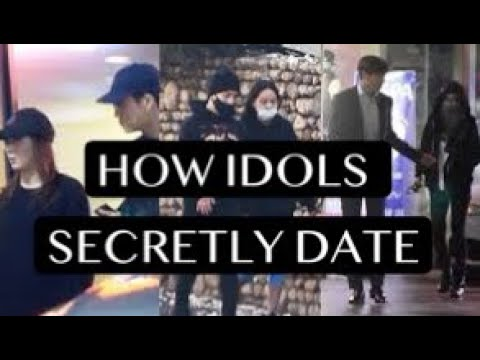 EXPOSING HOW KPOP IDOLS SECRETLY DATE