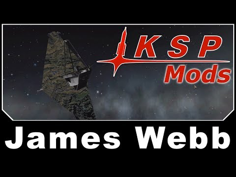 KSP Mods – James Webb For Kerbal