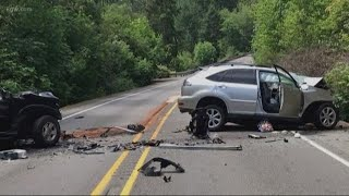 Two killed in Marion County crash