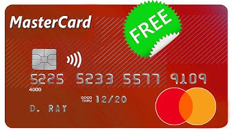 How to get a FREE Master Card - International card by Yandex Money without any Bank Account