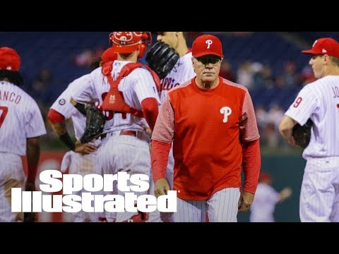 Pete Mackanin Will Not Return As Phillies Manger In 2018 | SI Wire | Sports Illustrated