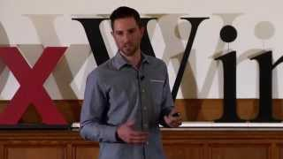 Composting Fox | Rian Bedard | TEDxWindham