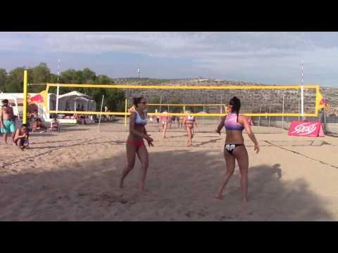 Women's Finals - SideOut Athens 2017 Final Tournament
