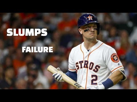 Getting Through Slumps and Overcoming Failure | Alex Bregman ...