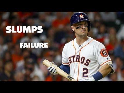Overcoming SLUMPS & FAILURE | Alex Bregman