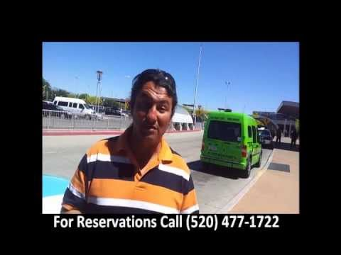 Tucson Airport Taxi (520) 2564200  Price Match Arizona Stagecoach