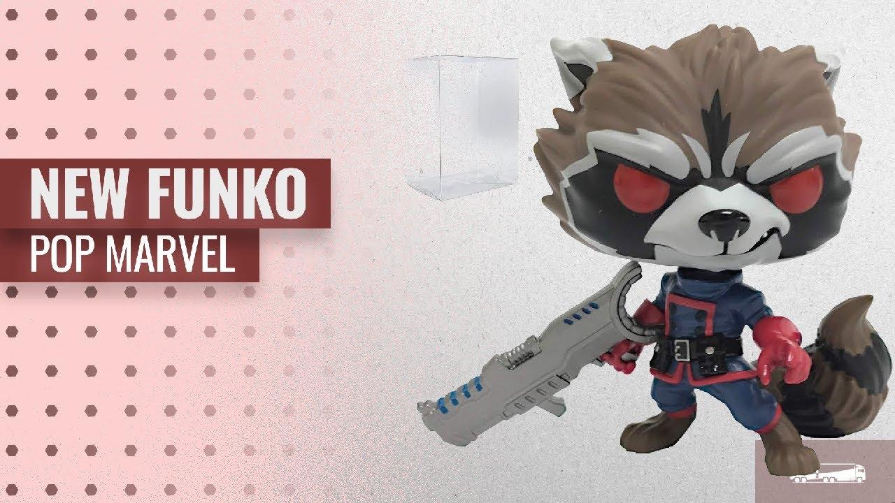 Funko Alert! Hot New Funko Pop Marvel: Funko Pop! Marvel: Guardians of The  Galaxy - Comic Rocket