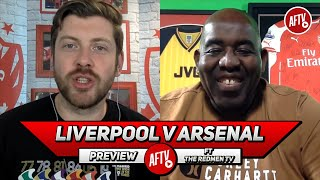 Liverpool vs Arsenal Preview Feat The RedMen TV | The Big Test!!!