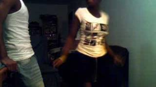DANCE CONTEST ME AND MY BRO He Beat My Azz Lol