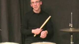 A Relaxed Approach to Snare Drum Technique