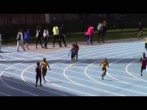 Icahn Stadium 2015 bantam boys 200m Jalen