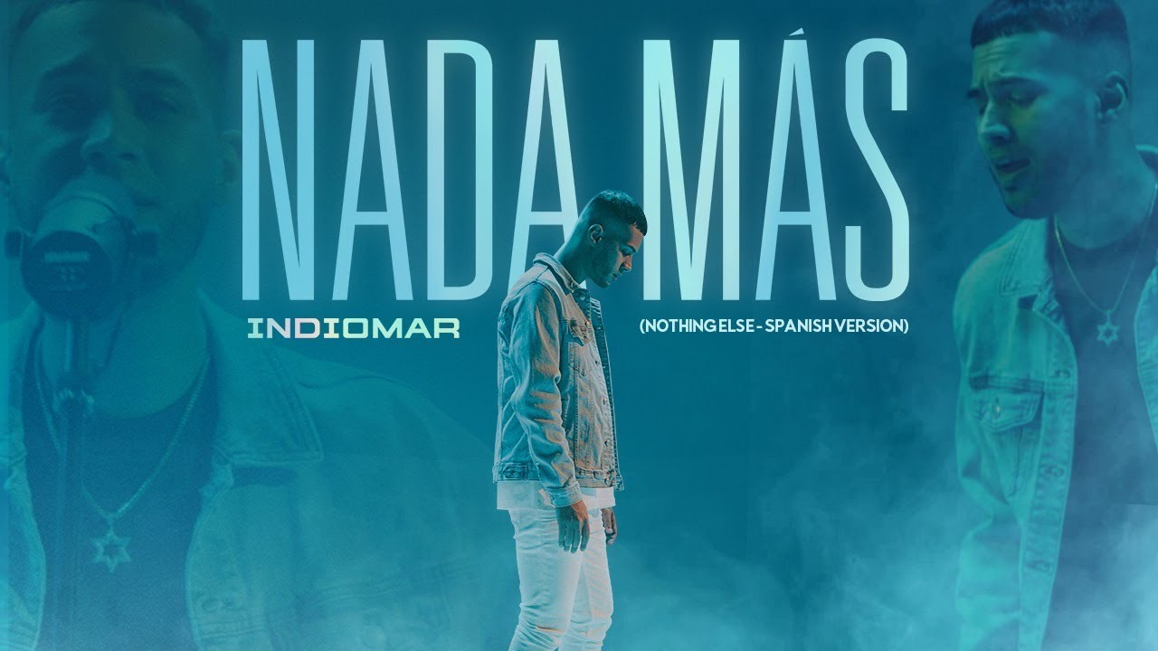 Indiomar - Nada Más ☁️  (Video Oficial) (Nothing Else)
