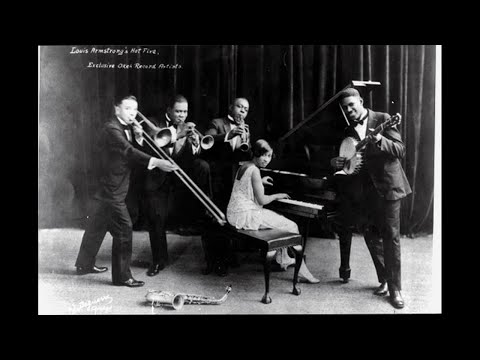 Louis Armstrong and his Hot Five Complete Volume 1