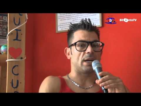 INTERVISTA ALL' ARTISTA E BALLERINO BITONTINO VITO GUARACHANDO !