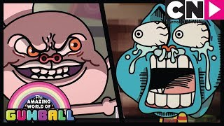 Gumball | Kötü Bebek Anais | Rakip | Cartoon Network