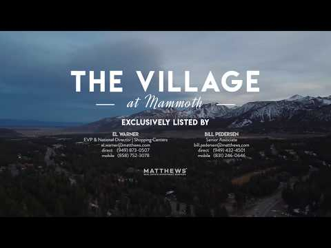 Village at Mammoth | Mammoth Lakes, CA
