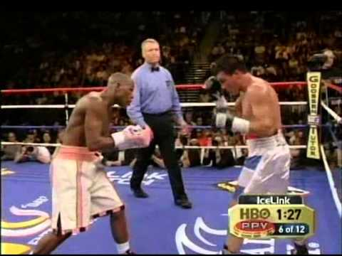 (Fight 37) Floyd Mayweather vs. Carlos Baldomir [2006-11-04]