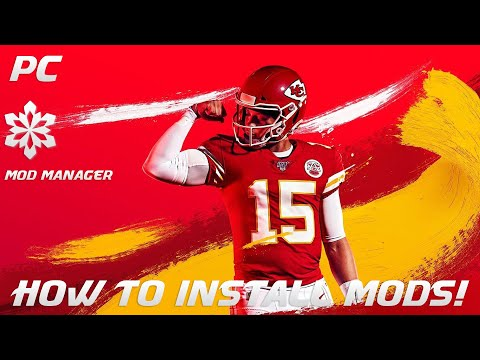 Madden 20 | How To Install Mods (Graphics Mods And More) On Madden 20 (PC)