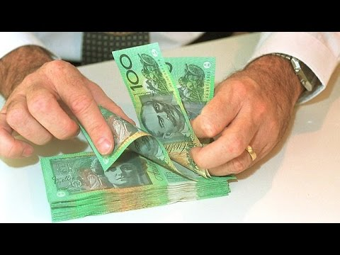 Quick Cash - Powerful Golden Ratio Isochronic Frequency - Australian Dollars  **Must See** 1080p