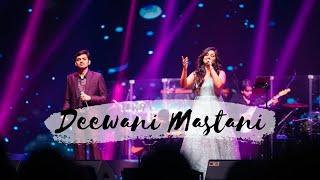 Cover images Deewani Mastani | Shreya Ghoshal Live in Concert Kuala Lumpur